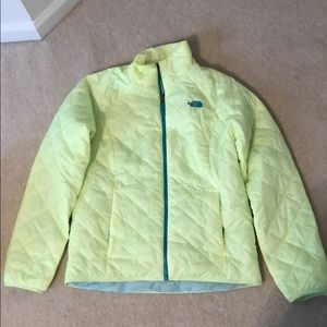 Women's North Face Puffer Jacket